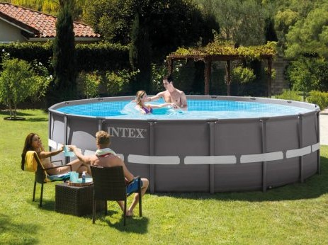 Ultra XTR Frame® Round and Rectangular Pools